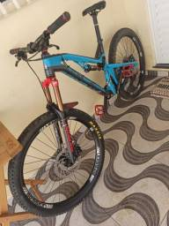 Bike intense tamanho M, 27.5 enduro (whats: *)
