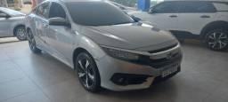 **Honda Civic Touring 1.5 Turbo CVT Automático **Baixo Km**