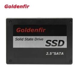 Ssd 128 Gb Goldenfir Processamento Mais Rápido *Novo Lacrado* Passamos cartão
