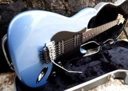 Guitarra StratoCaster Squier Coreana anos 1990.