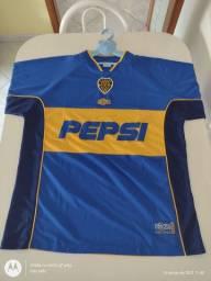 Camisa boca juniors XXL