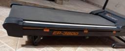 Esteira Ergométrica Polimet EP-3800 - Para desocupar espaço