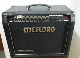 Amplificador Meteoro Demolidor 50 w Guitarra- Reverb Mola + Chorus + Drive
