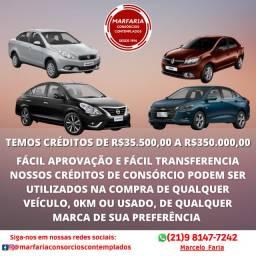 Consórcios p/ Automóveis Okm ou usados