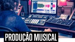 Produção musical (pop, rap, funk, sertanejo, rock)
