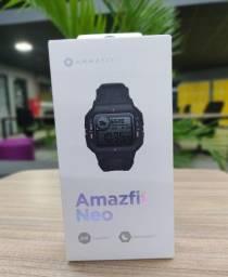 Relógio inteligente Amazfit Neo Fitness lacrado