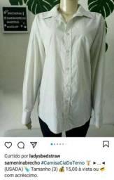Camisa 3 Cia do Terno LEIA O ANÚNCIO