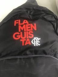 Mochila do Flamengo Original!