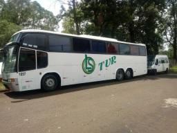 Ônibus Volvo B10 1996 PARADISO ar condicionado 46 lugares