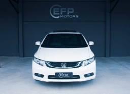 Honda Civic Exr 2.0 Cvt 2016 Blindado