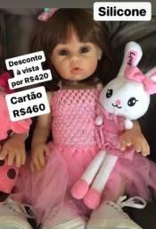 Venda de lindas bonecas reborn