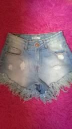 Calças  jeans cos alto lacra n.34