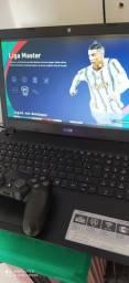 Note book Acer aspire 3 com i3 8130u com placa de vídeo Intel UHD graphics
