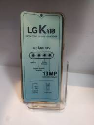 LG k41s novo comprei 08 dezembro nota fiscal e tudo