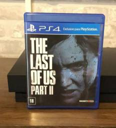 The Last Of Us Part ll - Playstation 4