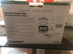 Panela de Fondue Elétrica Cuisinart