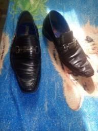 Sapato social fino