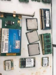 Vários itens de informática (lote )