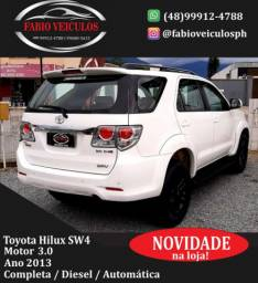 HILUX SW4 AUTOMATICA A DIESEL