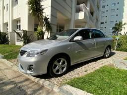 Título do anúncio: Toyota Corolla XEI 2.0 2014 blindado nível lllA$ 63.900