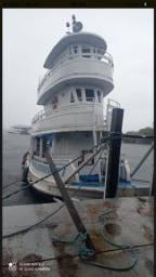 Barco com Balsa