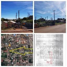 Título do anúncio: Terreno de 480 m² com 2 casas - Só R$ 89 mil - Mauá da Serra
