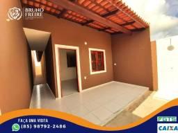 Casa em Paracuru 3 quartos a 8 min. do centro .