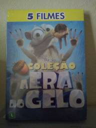 Coleção Dvd Box A Era do Gelo