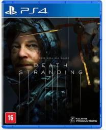 Death Stranding jogo PS4 LACRADO
