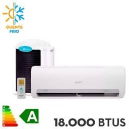 (novo)Ar Condicionado Quente/Frio Split Springer Midea 18000 Btus