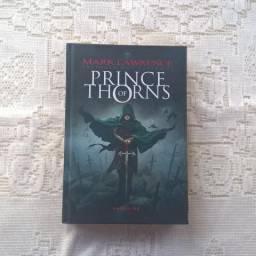 Livro - Prince Of Thornes (Mark Lawrence)