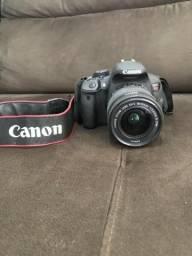 Câmera Canon Eos Rebel T5i Ef-s 18-55mm