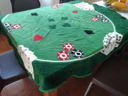 Toalha Para Jogo de Canastra Poker