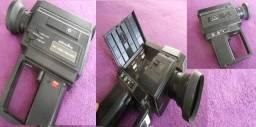 Filmadora Minolta antiga