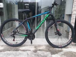 Bicicleta Aro 29 South 21 Marchas com Freio a Disco / 6 Vezes Sem Juros