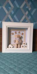 Quadro decoração quarto bebê