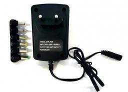 Fonte Universal Regulável Para Monitores, Tvs de Led e Etc