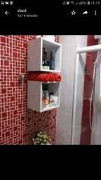 Nicho e Armário de Banheiro