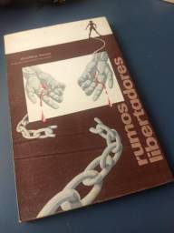 Livro divaldo Franco rumos libertadores edicao 1978 espiritismo