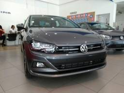 VW Virtus Confortiline 1.0 tsi - Branco 20/20