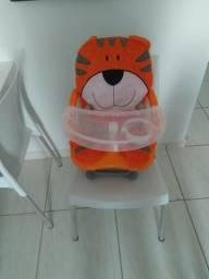 Cadeirinha de alimentação Dican portátil Tigre