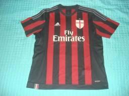 Camisa Milan Adidas Fly Emirates Modelo Exclusivo Baratissimo 82f48f3a471cd