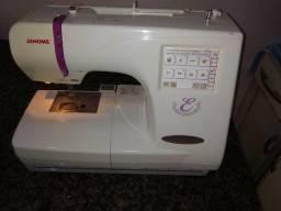 Maquina de bordar janome