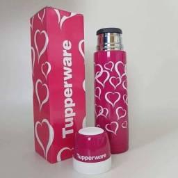 Garrafa termica importada tupperware
