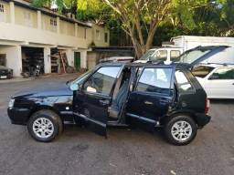 Fiat Uno 2006 Mile Fire Flex 4 Portas - 2006