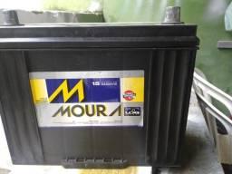 Bateria USADA Moura 80 amperes