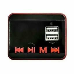 Transmissor Veicular Fm Mp3 Usb Bluetooth Aux Sd E Pendrive