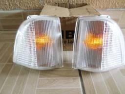 Par de lanterna de seta original ford del rey belina pampa marca cibie