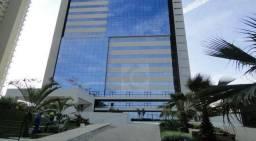 Sala comercial para locação, Condomínio Sky Towers, Indaiatuba - SA0067.