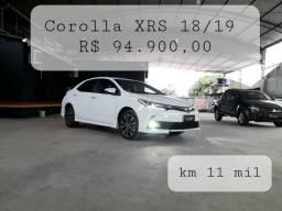 Toyota Corolla 2.0 XRS 11km 2019 Impecável